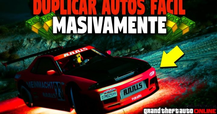 TRUCO DE DINERO INFINITO DUPLICAR AUTOS MASIVO FUNCIONA! GTA 5 ONLINE AUTOS LIMPIOS! (PS4,XBOX ONE)