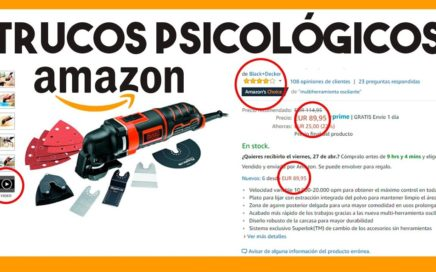 Trucos Psicológicos que usa Amazon para Vender Más y Ganar Más Dinero