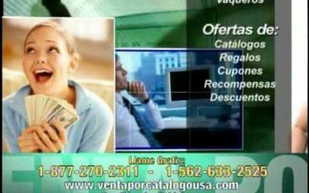 Ventas Por Catalogo USA Trabajo en Casa Ofertas de Empleo Ganar Extra!