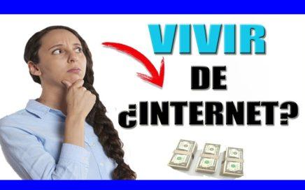 VIVIR DE INTERNET : Cuanto Dinero Se Puede Ganar Por Internet | k1que Money