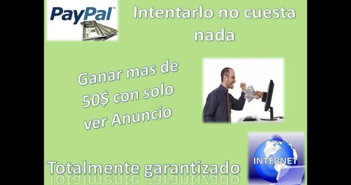 !!!WHMADSPTC PAGINA PTC DE ANUNCIOS DE 0.50$ + RECIBE UN BONUS DE 10$ EN PRUEBA 2018!!!