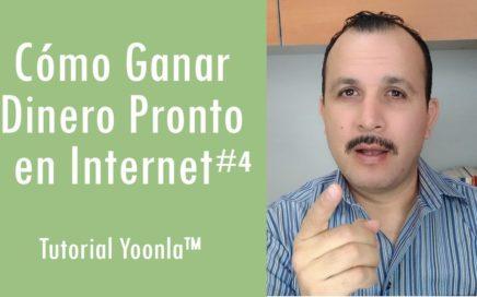 Yoonla. Paso 4 Para Comenzar A Ganar Dinero Pronto En Internet: Movimiento