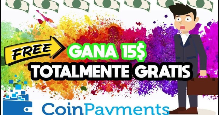 15$ TOTALMENTE GRATIS SOLO POR REGISTRO | 2.5$ POR REFERIDO!!