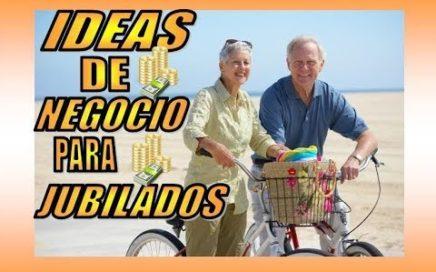 17 IDEAS DE TRABAJOS EN CASA Y NEGOCIOS PARA JUBILADOS