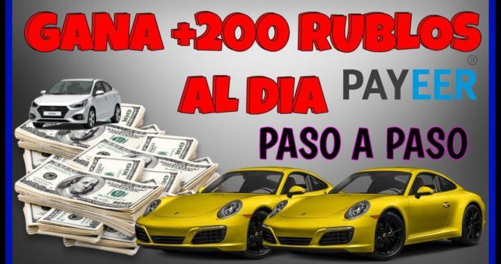 APRENDE A GANAR más de 200 RUBLOS por DÍA + pruebas de PAGO   MAYVIL