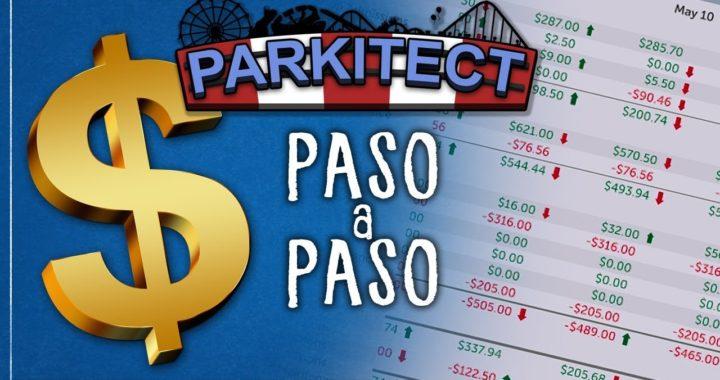 ¡ARREGLANDO LOS DINEROS! - Parkitect - Episodio 4.1 (EXTRA)