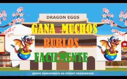 buena pagina para ganar rublos fácil dragon eggs mayo 2018