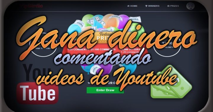 Buscar dinero rápido: Gana dinero comentando en videos de YouTube + Bien Explicado