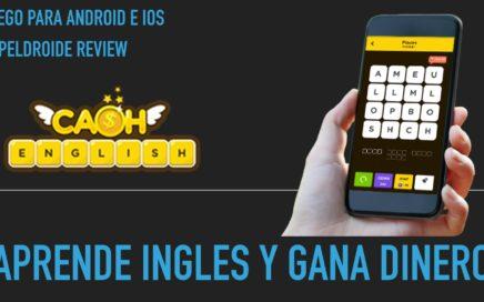 CashEnglish Aprende Ingles Jugando y Gana dinero