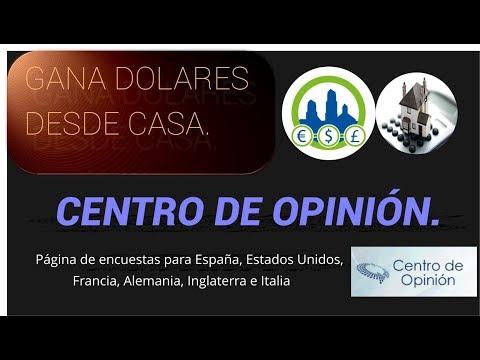 Centro de Opinion Ganando dinero en casa | Derrota la Crisis.