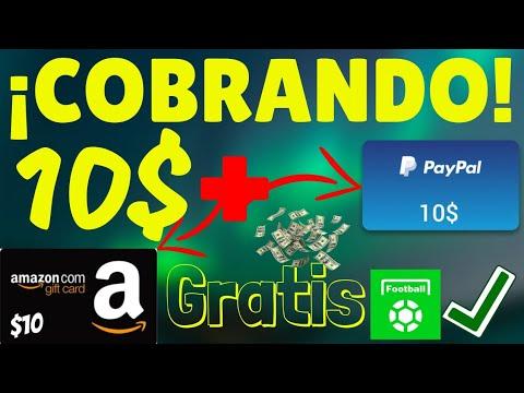 Cobrando 10$ por PayPal y 10$ en Amazon con All football (Nueva Actualización)