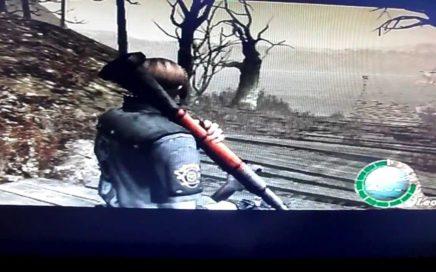 Como conseguir dinero infinito en Resident Evil 4 (En español)