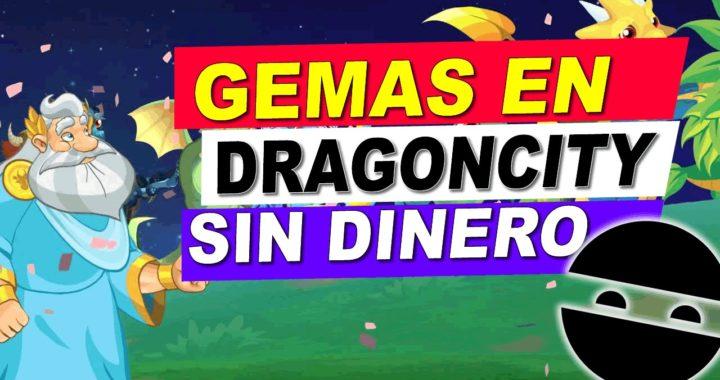 Como conseguir gemas en dragón city sin dinero [Respuesta Hack]