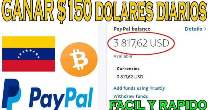 COMO GANAR $150 A $200 DÓLARES EN CASA - MAYO 2018