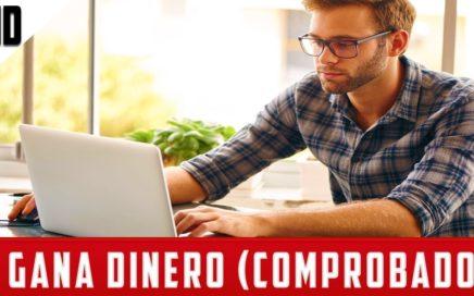 COMO GANAR 20 DOLARES DIARIOS POR INTERNET ! |COMPROBANTE DE PAGO |GRATIS |PAYPAL|2018