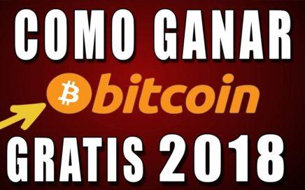 COMO GANAR BITCOINS GRATIS EN 2018 FIABLE (COMPROBANTE DE PAGO)