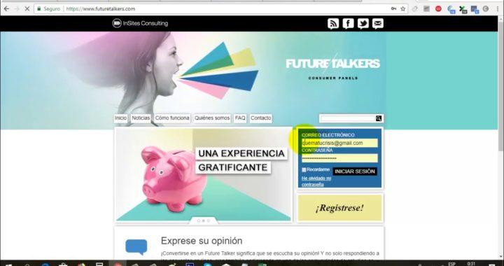 Cómo Ganar Dinero a Paypal con Encuestas Online | Nuevo Pago de Future Talkers | Gokustian