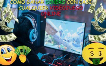 Como Ganar DINERO con Casi Cualquier VIDEOJUEGO Online   Playerauctions