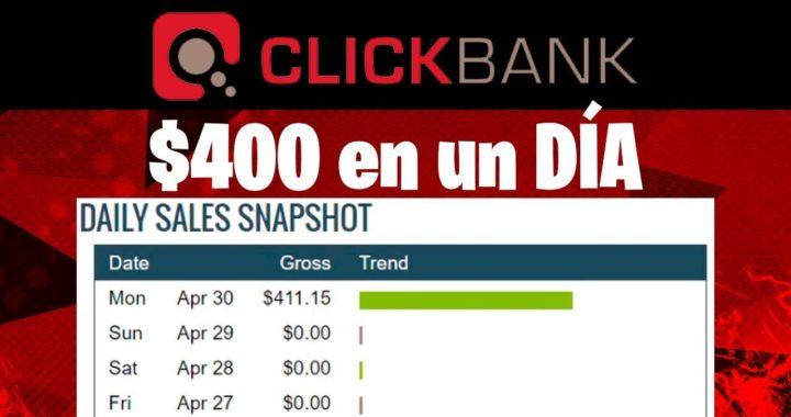 Como Ganar Dinero con Clickbank Paso a Paso 2018