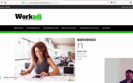 Como ganar dinero con Workadi - Ganar Dinero por internet - Ingresos Rapidos