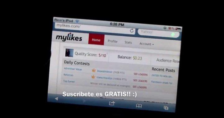 Como Ganar Dinero con Youtube, Twitter & Facebook!!! Facil!! HD