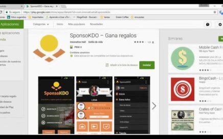 Como ganar dinero desde casa con Sponsokdo 2017