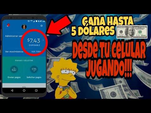 Como Ganar Dinero Desde Tu Celular Android Jugando!!! La Mejor Manera De Ganar Dinero Fácil Y Rapido