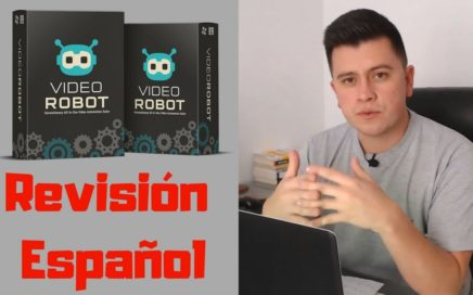 Como Ganar Dinero En ClickBank y Hotmart Con Video Robot (Video Marketing) | Francisco  Bustos