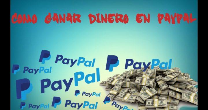 COMO GANAR DINERO EN PAYPAL GRATIS|2017|NUEVO METODO|JUNIO|SOYSLEAL