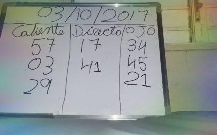 Cómo ganar dinero fácil en la loteria hoy 03 / 10 / 2017 resultados 100% seguro y efectivo