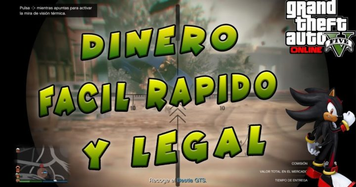 // COMO GANAR DINERO // FÁCIL, RÁPIDO Y TOTALMENTE LEGAL // GTA V ONLINE