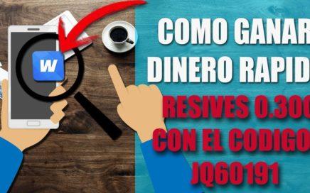 """COMO GANAR DINERO FACIL Y RAPIDO!!! - GANA DESDE 2 DOLARES DIARIOS - SOLUCION DEL PROBLEMA """"PENDING"""""""