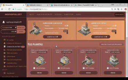 como ganar dinero facil y rapido (payeer , rublos rusos) Monopolits