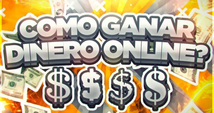 Como Ganar Dinero Online   @Maik8k