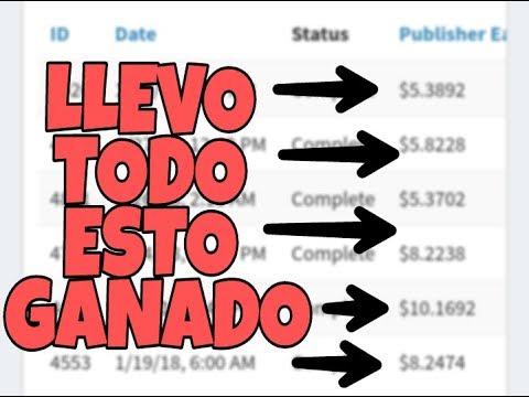Como Ganar Dinero Por Internet (+200 DÓLARES X MES) Argentina 2018 | Acortador De Links