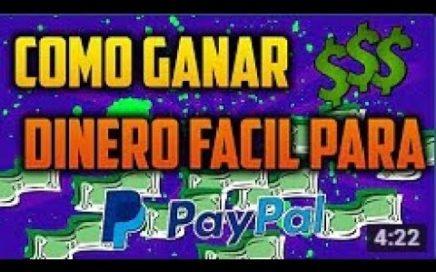 COMO GANAR DINERO POR INTERNET - COMPROBANTE DE PAGO