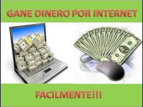 Como Ganar Dinero por Internet Facil Y Cencillo [PAYPAL]