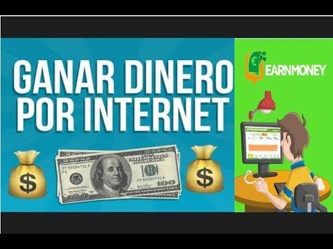Como Ganar Dinero Por Internet Real Funcionando Al 100% Facil 2018