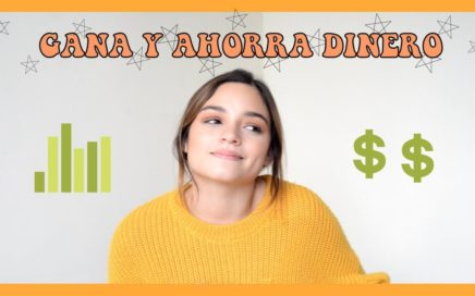 CÓMO GANAR DINERO SIENDO JOVEN!! // sophie echeverri