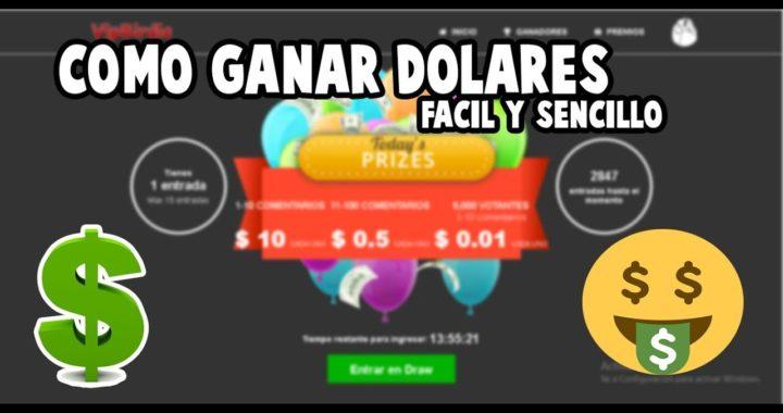 Como Ganar Dolares Para Paypal Por Internet 2018