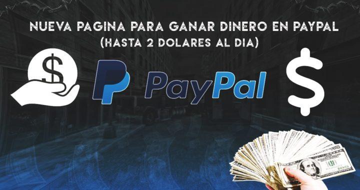 Como Ganar Dos Dolares Al Dia en Paypal
