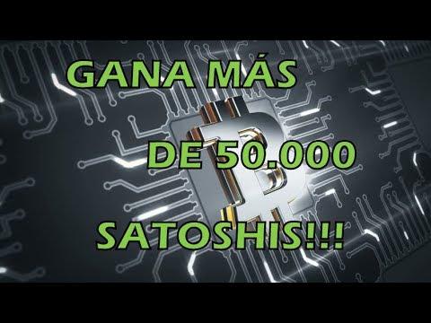 Como ganar más de 50.000 mil Satoshis