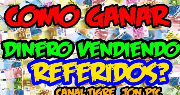 COMO GANAR MUCHO DINERO GRATIS A PAYPAL Y BITCOIN VENDIENDO REFERIDOS?  |  CLIXUNIVERSE