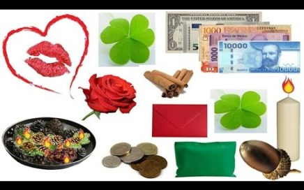 Como hacer para tener buena suerte en el DINERO, loterias, AMOR, fortuna, NEGOCIOS 2018