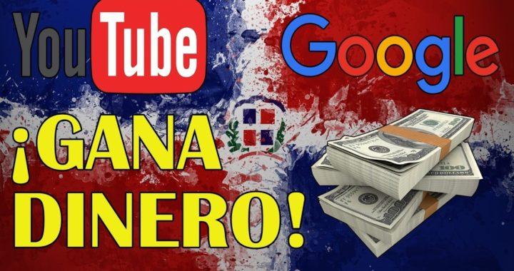Como ser Partner de Youtube desde República Dominicana - Gana dinero con tus videos