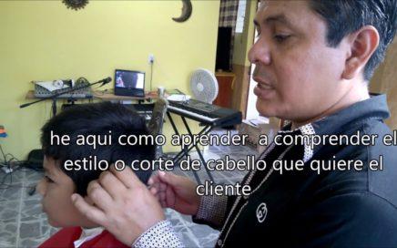 CORTE ESCOLAR / TÉCNICAS PARA CORTAR EL PELO /GANAR DINERO