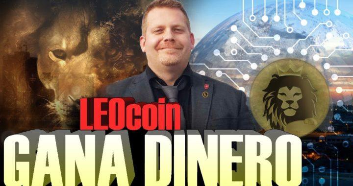 Criptomoneda Leocoin, Como Ganar Dinero Con Criptomonedas 2018, Nueva Manera De Ganar Dinero