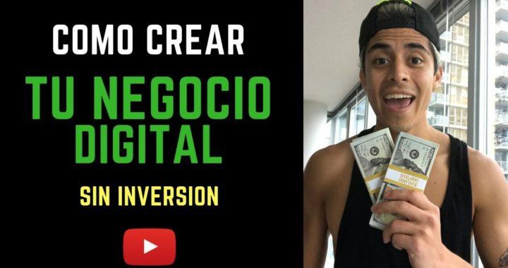 {CURSO GRATIS} Como Emprender un Negocio | Aprende Como Emprender un Negocio Digital sin Inversión
