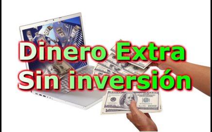 Dinero extra sin inversión