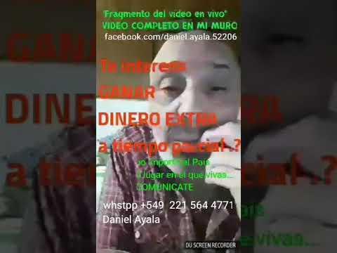 DINERO EXTRA - TRABAJO - NEGOCIO